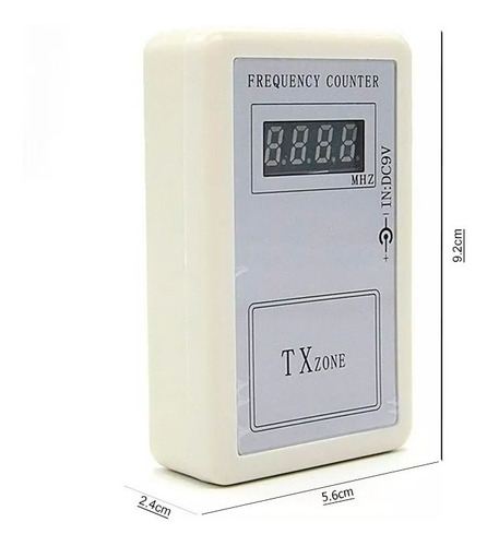 detector de radio frecuencia 433 mhz control pic arduino