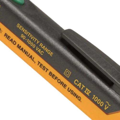 detector de tensão com lanterna caneta detectora 1000v
