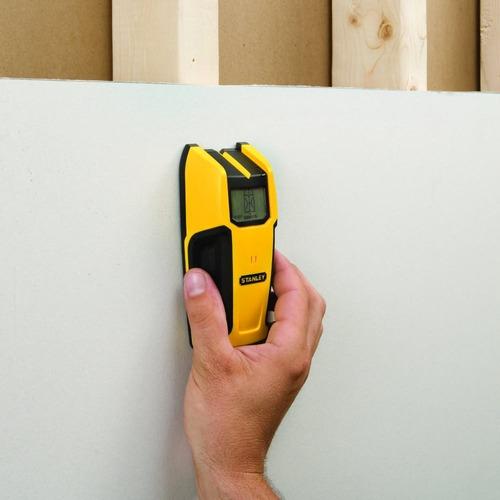 detector de vigas en paredes drywall s200 stanley stht77406