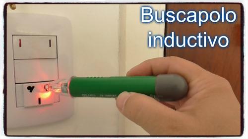 detector de voltaje sin contacto inductivo