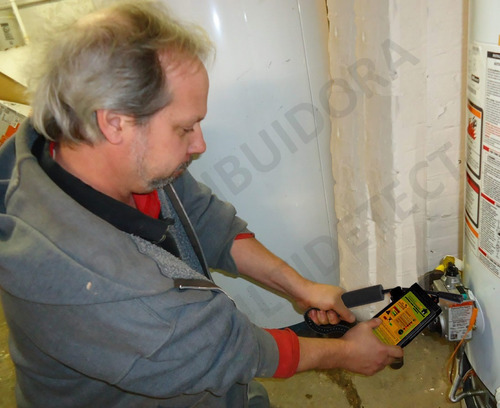 detector fuga gas natural gnc propano butano+morral+envio