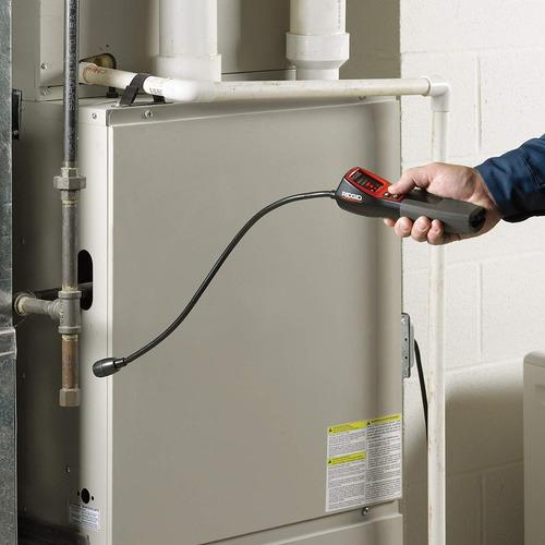 detector fugas de gas combustible ridgid, modelo 36163
