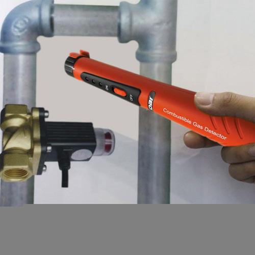 detector gas metano, butano, propano tipo pluma 405152 obi