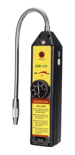 detector gases refrigerantes, halógenos cfc hcf hfc