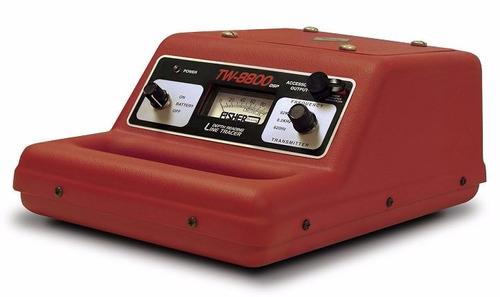 detector industrial de tuberías y cables fisher