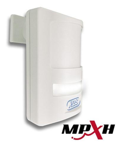 detector infrarrojo x28 md 96rl-mpxh v2 c/rotula incorporada