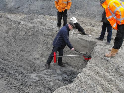 detector metales fisher gemini 3 huacas oro entierro 10mts $