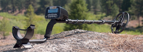 detector metales garrett at pro busca oro rio mina entierro