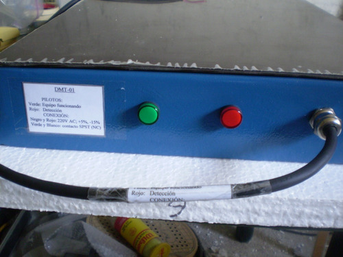 detector metales industrial (fabricantes)