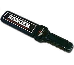 detector metales ranger espada original suena vibra american