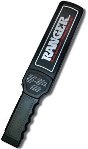 detector metales ranger original made in usa suena vibra