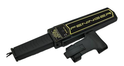 detector metales seguridad vigilancia porteria sonido vibra