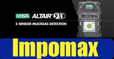 detector msa altair 5x multi gas h2s o2 lel co so2 mineria $
