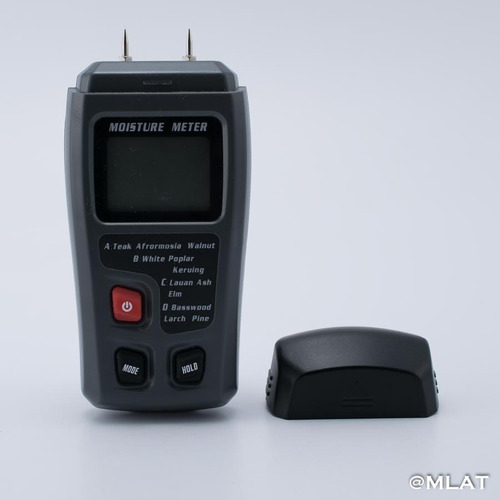 detector profesional de humedad para madera !! inc.bateria !