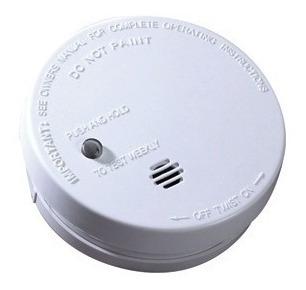 detector sensor humo incendio autónomo certificado  81 m2