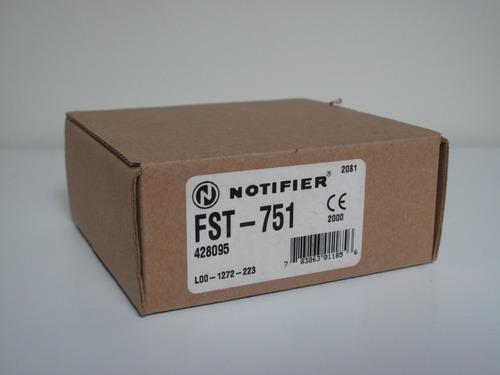 detector termico notifier fst-851  nfs-320 nfs-640 nfs-3030