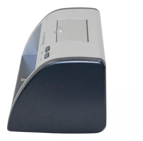 detectora de billetes falsos accubanker led430 uv/mg/wm