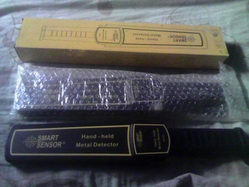 detectores de metal