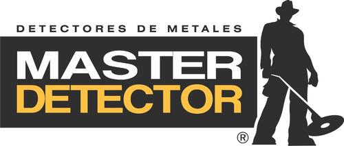 detectores de metales y tesoros  gti2500 pro hasta 6 mts