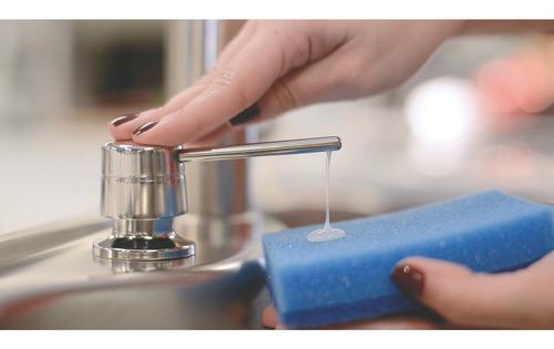 detergente aço dosador
