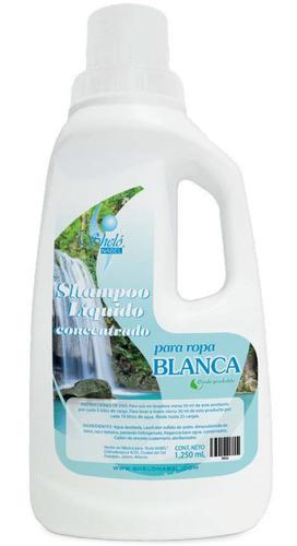 detergente biodegradable concentrado para ropa blanca