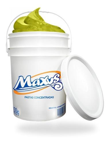 detergente c/desengrasante pasta concentrada p/ 50 litros