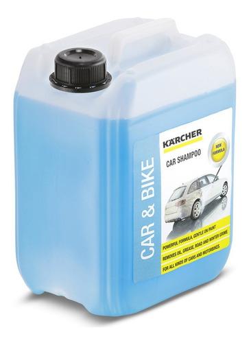 detergente champú para automóviles rm 619 karcher 5 litros