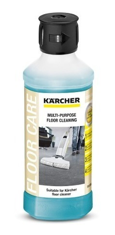 detergente de pisos para fc5 500 ml kärcher