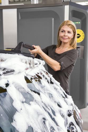 detergente karcher ultra foam  alta espuma tienda oficial