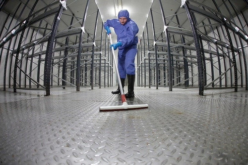 detergente lechería industrias lácteas