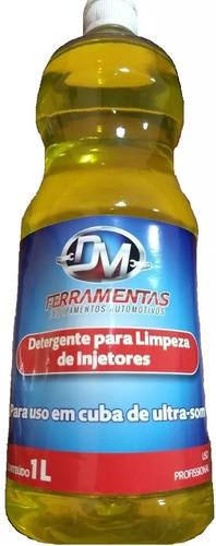 detergente para limpeza por ultrassom 6 litro- prepara 60l