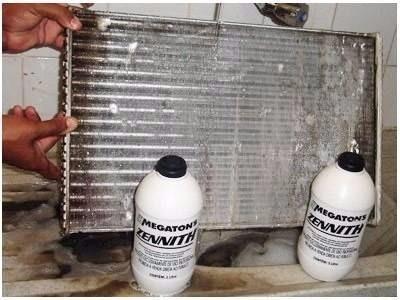 detergente zennith limpeza de ar condicionado 10 litros