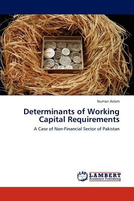 determinants of working capital requirements; a envío gratis