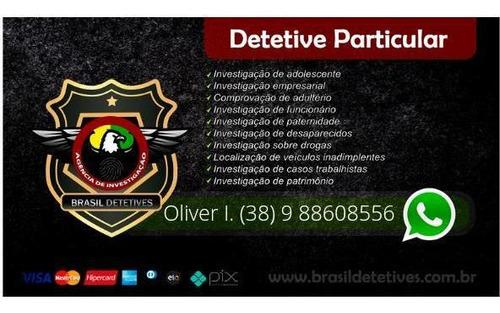 detetive particular/profissional (sigilo absoluto)