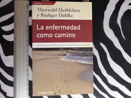 dethlefsen y dahlke, la enfermedad como camino, plaza & jane