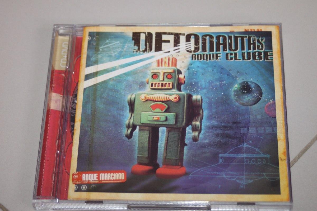 cd detonautas rock marciano
