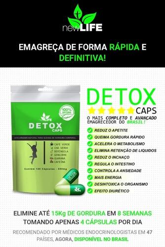 detox caps (emagrecer de forma rápida e eficiente)