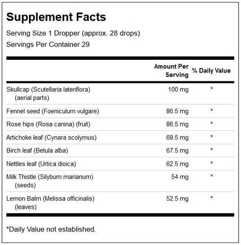 detoxificante herbal (29.6ml)