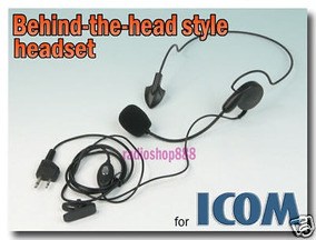 E15Y Behind-the-head style headset  for FT-50,VX-300