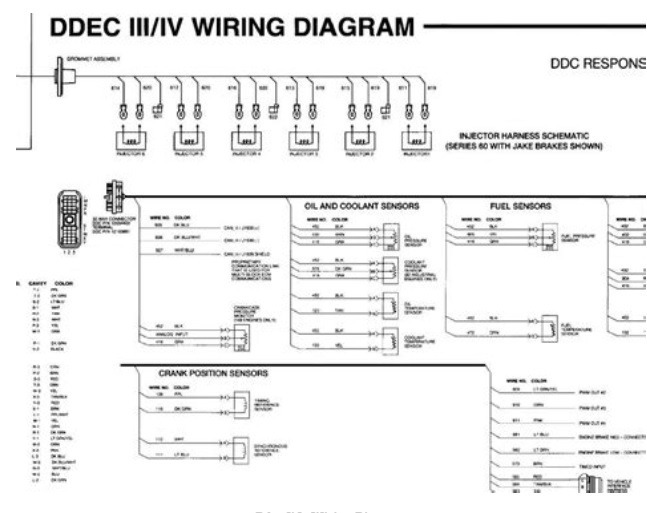 ddec 3 wiring diagram schematics wiring diagrams u2022 rh hokispokisrecords com detroit diesel ddec 4 wiring diagram detroit ddec 4 wiring diagram