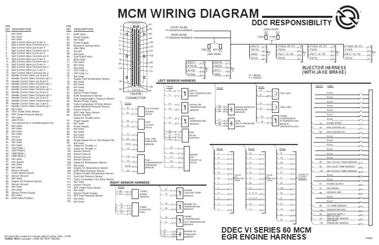 Ddec 5 Ecm Wiring Diagram Free Picture - Wiring Schematics Ddec Ii Wiring Diagram For Pressure Transducer With Water on