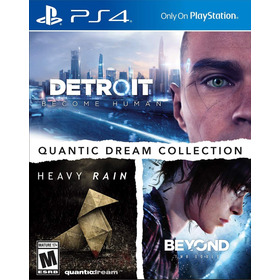 Detroit, Heavy Rain Y Beyond Two Soul Ps4