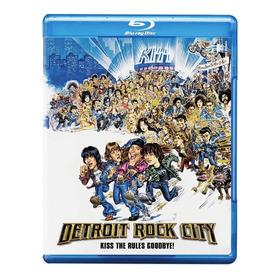 Detroit Rock City (1999) Kiss [blu-ray] Lacrado Dublado