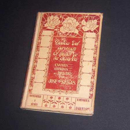 deuda del corazón 2. josé selgas. 1909
