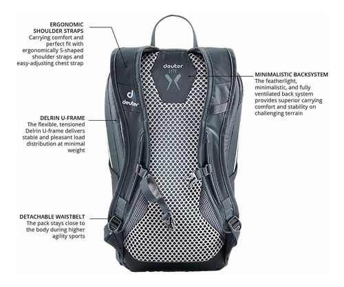 deuter speed lite 16