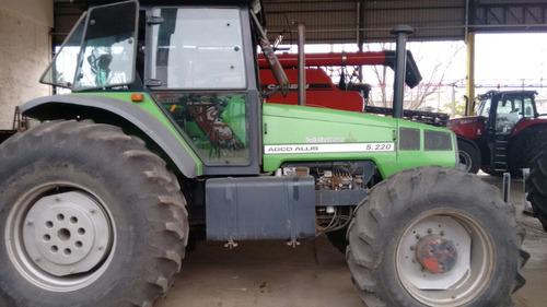 deutz allis 5.220 dt (220 hp) año 2002