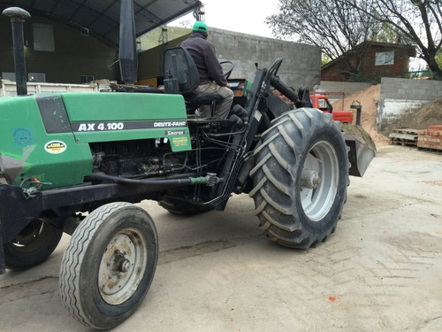 deutz ax-4.100. invertido con pala