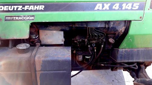 deutz fahr ax 4.145 doble tracción