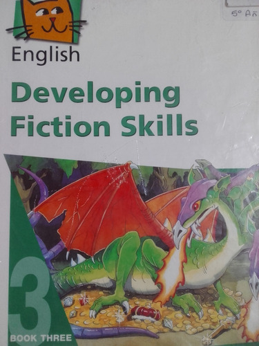 developing fiction skills, book three, nelson english