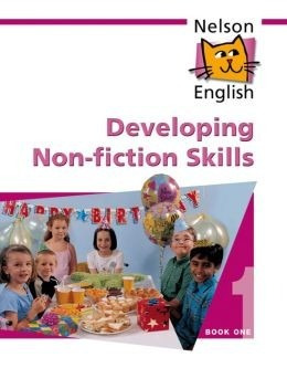 developing non-fiction skills - book one nelson english
